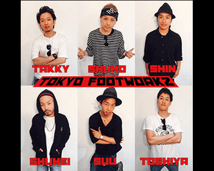 TOKYO-FOOTWORKZ のコピー