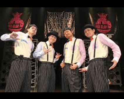 SWING-TOP-STARS☆