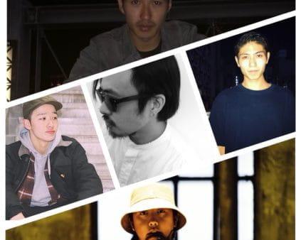 NAO(BOOZER)+show-go(SS)+takuya(At)+地獄