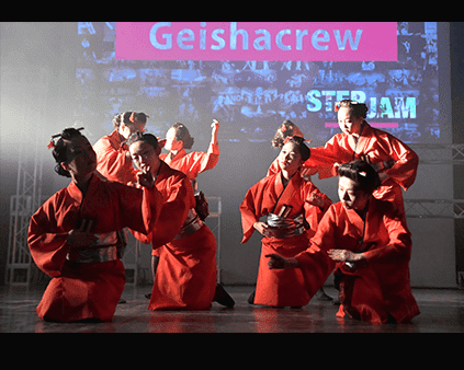 Geishacrew